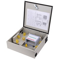 12~96 core Metal Material Distribution box