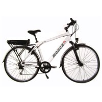 Electric Assist Bicycle with 350W Motor