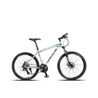 "T6061 Aluminum alloy with 24-speed 26"" mountain bike"
