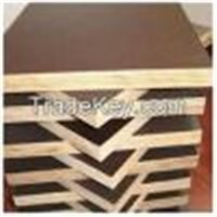 Hardwood film faced plywood