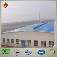 Steel Structure Workshop / Warehouse by Expert Supplier