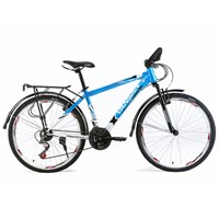 "26"" Road Bike with suspension fork"