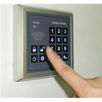 RF smart Wireless control keypad