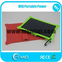 5W solar charger for all mobile phones