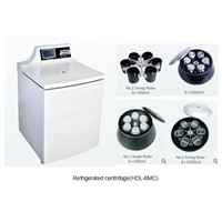 Large Capacity Refrigerated Centrifuge with preferable price(6000rpm)
