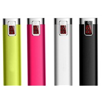 MIQ Portable LCD indicator power bank 2200MAH/2000MAH samsung battery