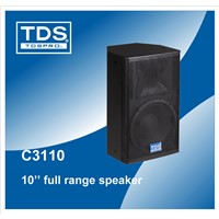 Sound System for Stage 10inch Speaker (C3110) Professional Speakers and Amplifier