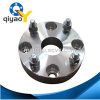 steering wheel hub adapter for alloy wheel