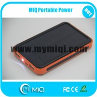 world best selling 10000MAH solar charger for mobile phone