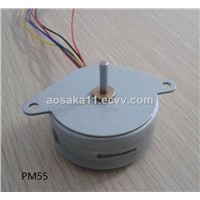 55mm permanent magnet stepping motor