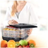 5 layer healthy digital square GS/CE approval food dehydrator