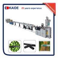 Cylindrical drip irrigation pipe machine supplier KAIDE