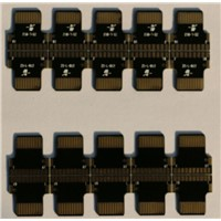 Double-sided Immersion Gold Security Camera PCB
