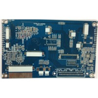 Multi-layer Immersion Gold Auto Body Sensor PCB