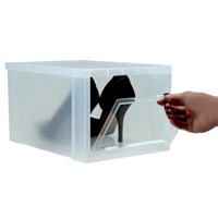 NEW drop front shoe box wholesale