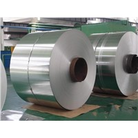 Stainless Steel Hotdip Galvanized Coil