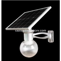 customized high lumen outdoor decorative led solar garden light parts with CE