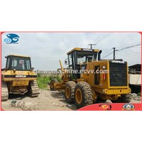 2014 NEW CAT (140K) Wheel Motor Grader (6hrs)