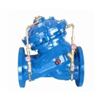 760X diaphragm relief valve closed