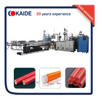EVOH oxygen Barrier Composite pipe pruduction machine supplier KAIDE