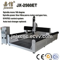 JX-2560ET  JIAXIN EPS foam cutting cnc router machine