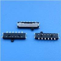 1P4T SMD SMT Mini Micro PCB Slide Push Switch
