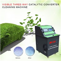 New Technology Catalytic Converter Cleaner Carbon Cleaning Machine