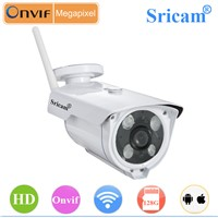 sricam SP007 P2P h.264 1.0MP 720P Bullet Outdoor ip camera