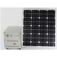 new Green energy off grid 500w 220v solar electricity generating system for home