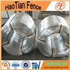electro galvanzied iron wire for animal cage and welded mesh