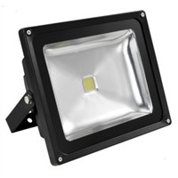 30W IP65 Black LED Flood Light/Tunnel LED Lighting//Outdoor LED Project Lamp
