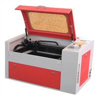 50w co2 laser engraving cutting machine for wood, acrylic, glass