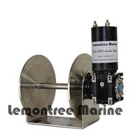 1000W Boat Drum Anchor Winches Lemontree Marine Spring sales