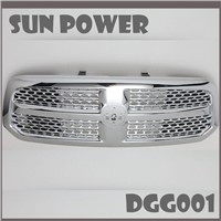 2013-2014 Dodge Ram1500 Chromed Front Grille honeycomb