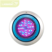 IP68 waterproof LED flat  swimming pool light