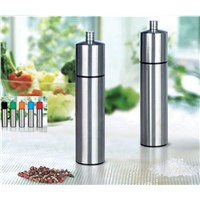 Manual salt & pepper mill