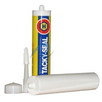 HDPE cartridg for silicone sealant