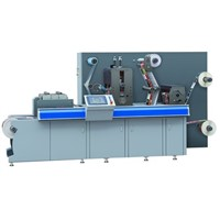 ZM-320 rotary or semi-rotary label die-cutting machine