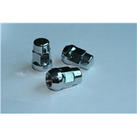 M10-M14 steel chrome plated wheel nuts of automotive industry