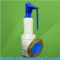A44 Spring loaded Full Lift safety valve