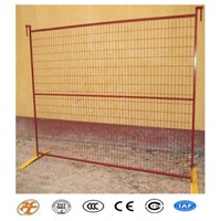 Canada Marketing Temporary Fence on Hot Sale
