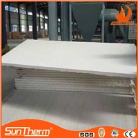 High quality heat insulation ceramic fiber board for pottery kiln