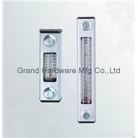 Hydraulic Oil level indicator/oil level gauge with glass tube