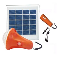 Solar Lantern with mobile phone chargers