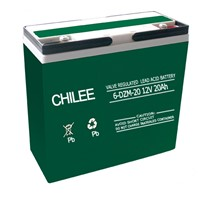Newest Type E-bike Lead Acid Battery