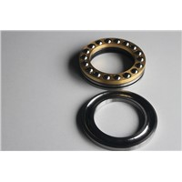 Single direction thrust bearing with brass cage 51220 for Shipping application