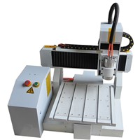 hot sale mini cnc router 4 axis engraving pcb/wood machine FL-3040