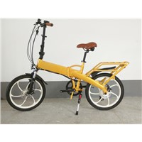 20inch new carrier electric bike
