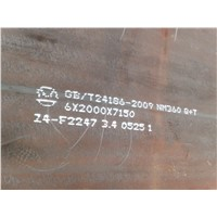 Fixed boiler  hull boiler steel  (S)A516GR.70