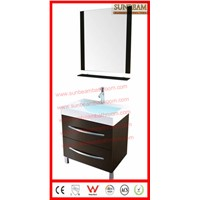 Espresso Freestanding MDF Bathroom Vanity/Bathroom Cabinet/Bathroom Furniture